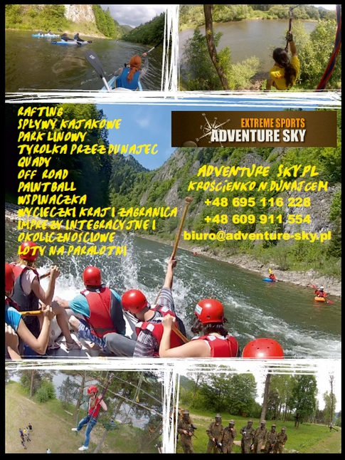 adventure-sky kroscienko